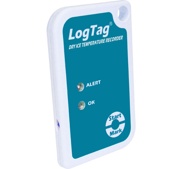 LogTage Temperature Logger for dry ice