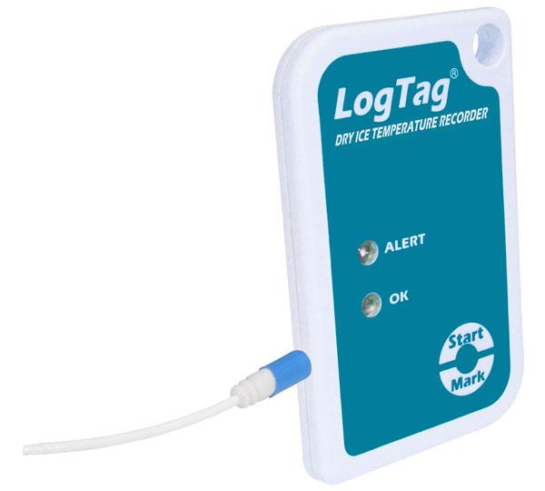 LogTag Dry Ice Temperature Logger