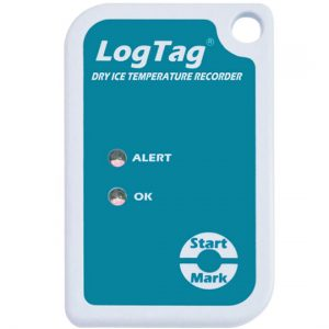 LogTag Temperature Logger for Dry Ice