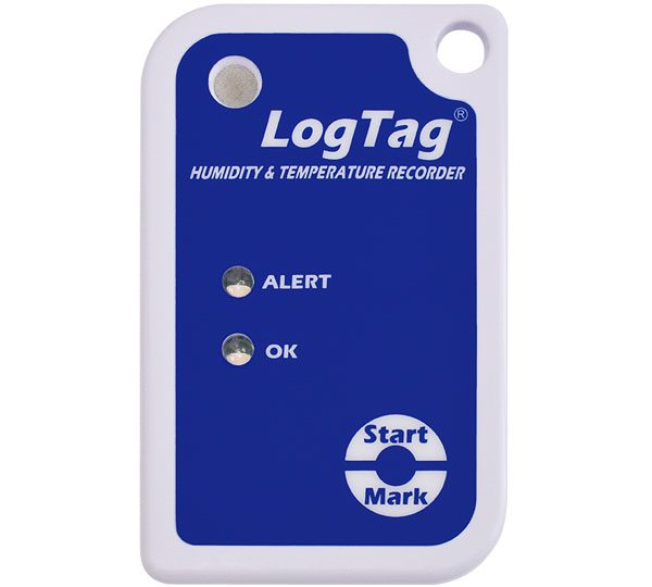 LogTag Temperature and Humidity Logger