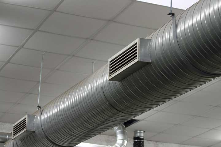 LogTags temperature logger for HVAC