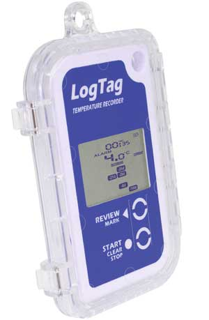 LogTag in protective Enclosure case