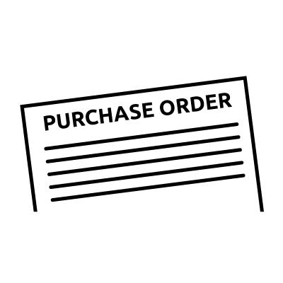 LogTag Purchase Order