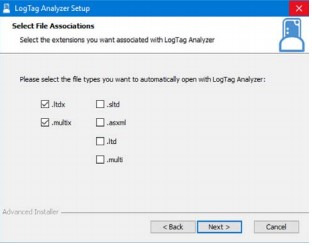 Select File Associations